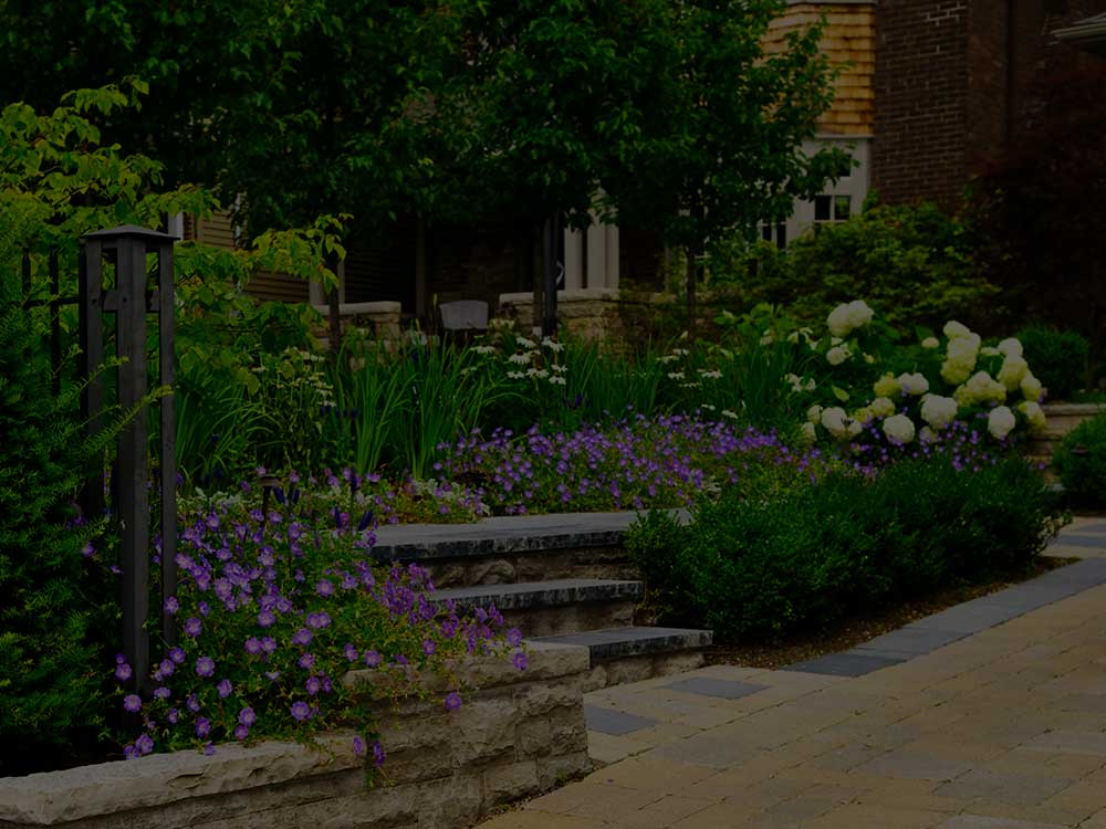 Eagan Commercial Garden Design